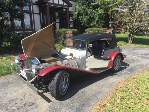 strong 1929 Mercedes SSK replica for sale