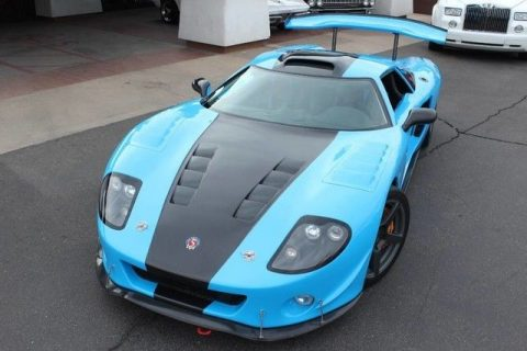 Supercharged 2012 Factory Five GTM Replica for sale