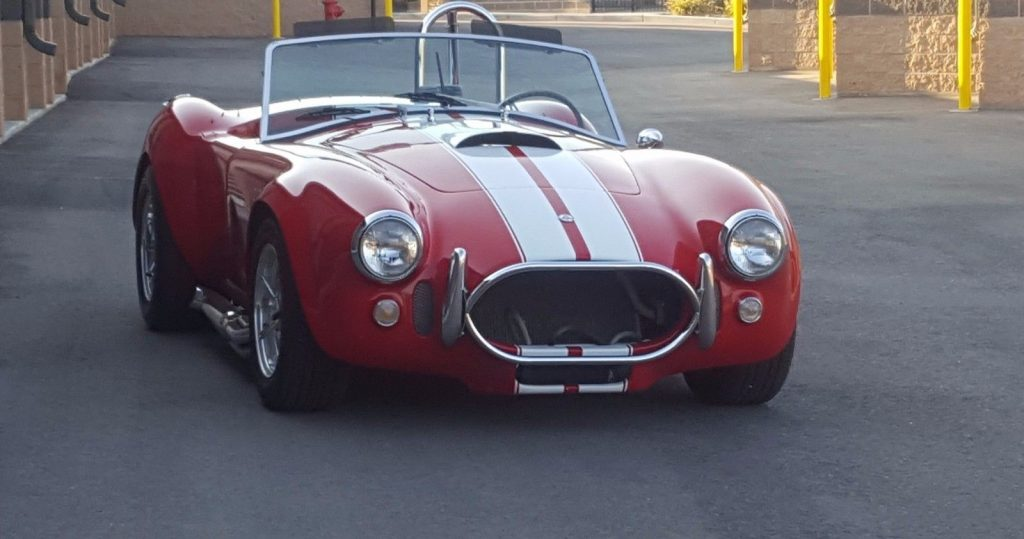 wonderful 1967 Shelby Cobra Replica