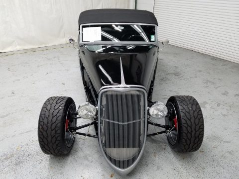 clean and sharp 1933 Factory Five 2010 Ford Replica for sale