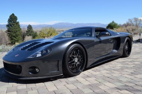 one of a kind 2009 GTM replica for sale