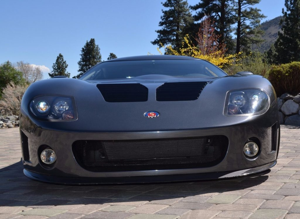 one of a kind 2009 GTM replica