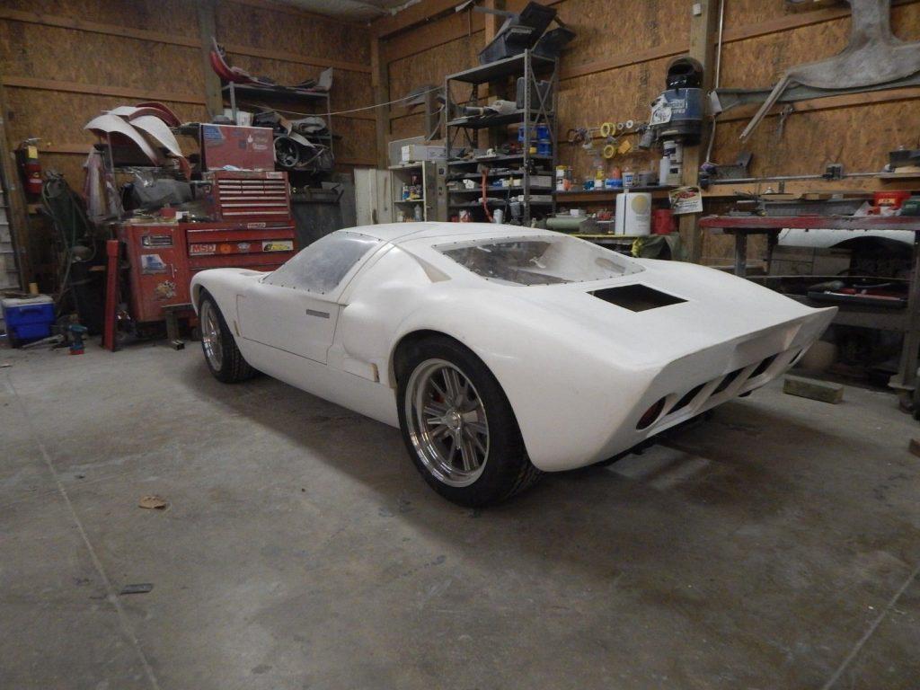 stock 1968 GT Deluxe Replica