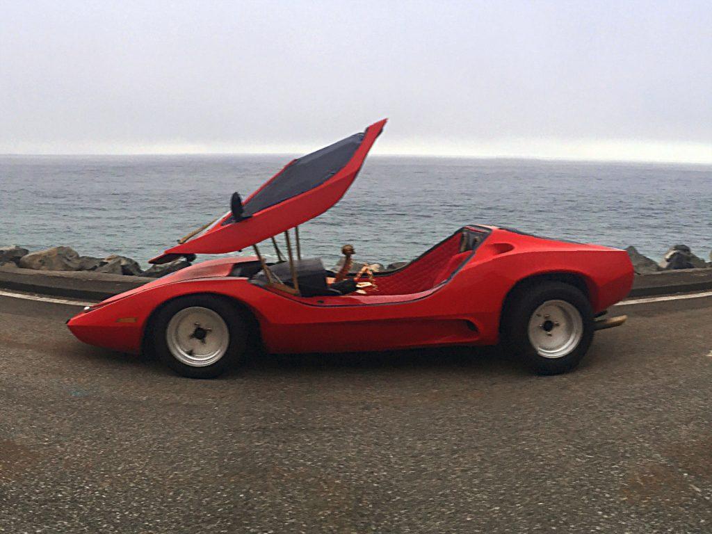 unique 1973 Sterling Replica