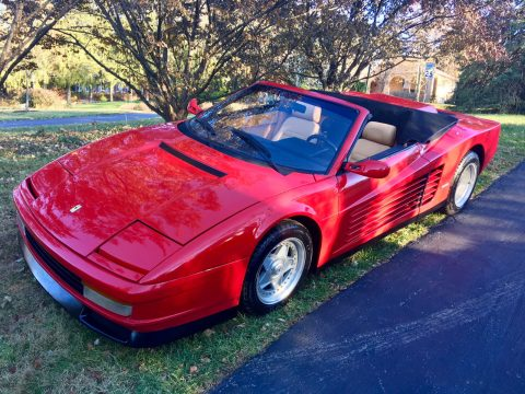 very nice Ferrari Testarossa Replica for sale
