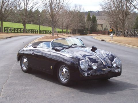 vintage speedster 1957 Porsche 356 Outlaw Speedster Replica for sale