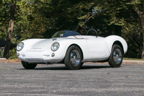 Volkswagen powered 1955 Porsche 550 Spyder Replica for sale