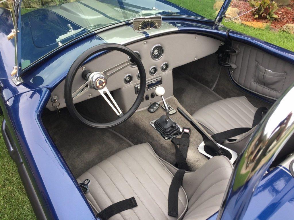excellent shape 1967 Shelby Cobra replica