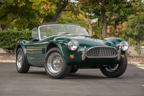 gentleman`s car 1963 289 Slabside Cobra Replica for sale