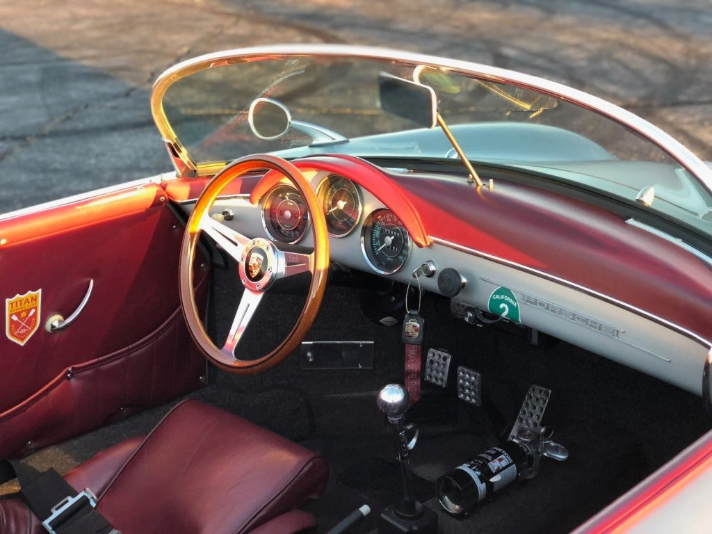 high quality 1971 Porsche 356 Speedster Replica
