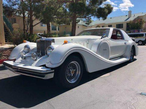 rare 1987 Blackstone Town Coupe Replica for sale