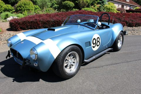 unique build 1965 Usrrc / Cobra 289 FIA Replica for sale
