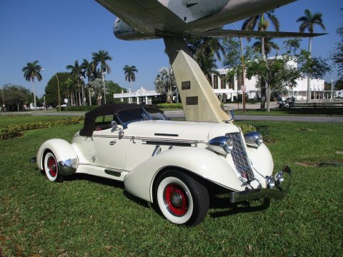 very nice 1981 Auburn Speedster Replica for sale