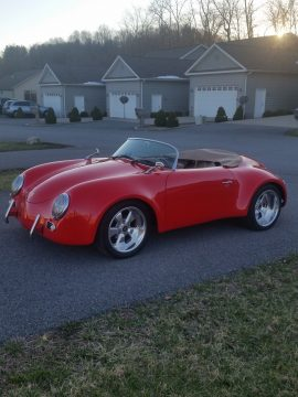wide body 1957 Porsche 356 Replica for sale