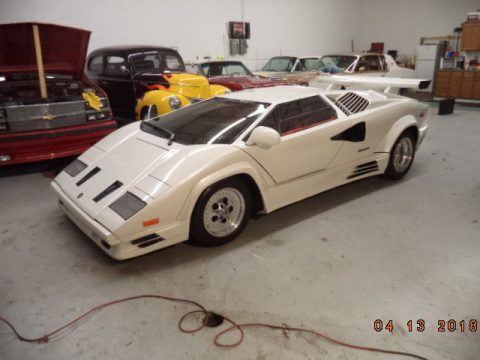 almost finished 1985 Lamborghini countach replica for sale