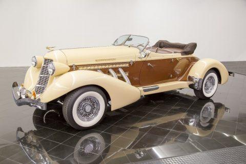 classic 1936 Auburn 876 Boattail Phaeton Replica for sale