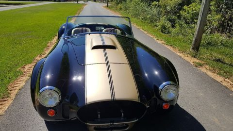 definite head turner 1966 AC Cobra Replica for sale