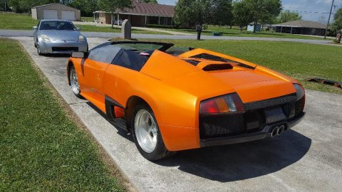 great starter project 1985 Lamborghini G 28 replica for sale