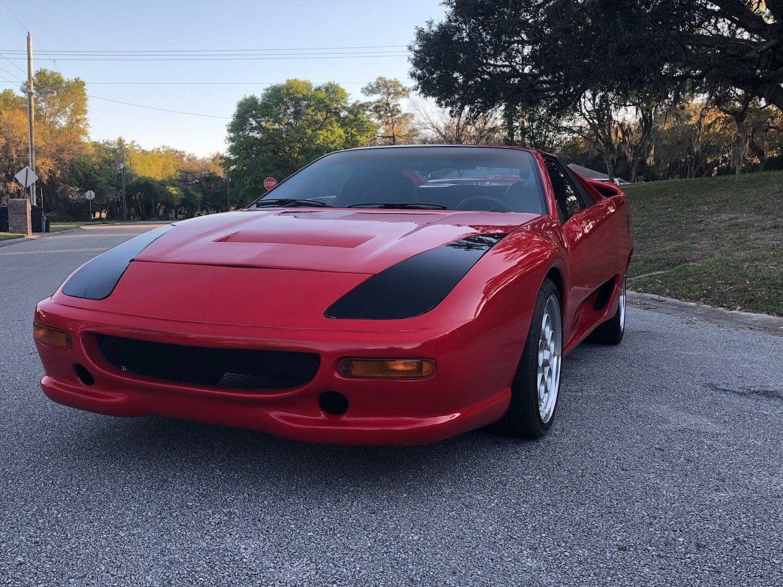 inspired by 1987 ferrari  lamborghini replica for sale 1986 Pontiac Fiero 2012 Pontiac Fiero