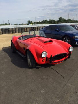 low miles 1998 Shelby Cobra Replica Convertible for sale