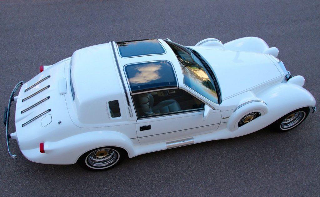 Nissan based 1994 Spartan II Neoclassic Replica