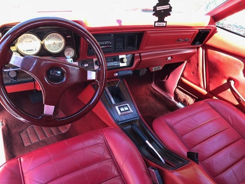 Very rare 1987 Blackstone Town Coupe Replica