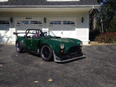 monster racer 1965 Shelby Cobra Replica for sale