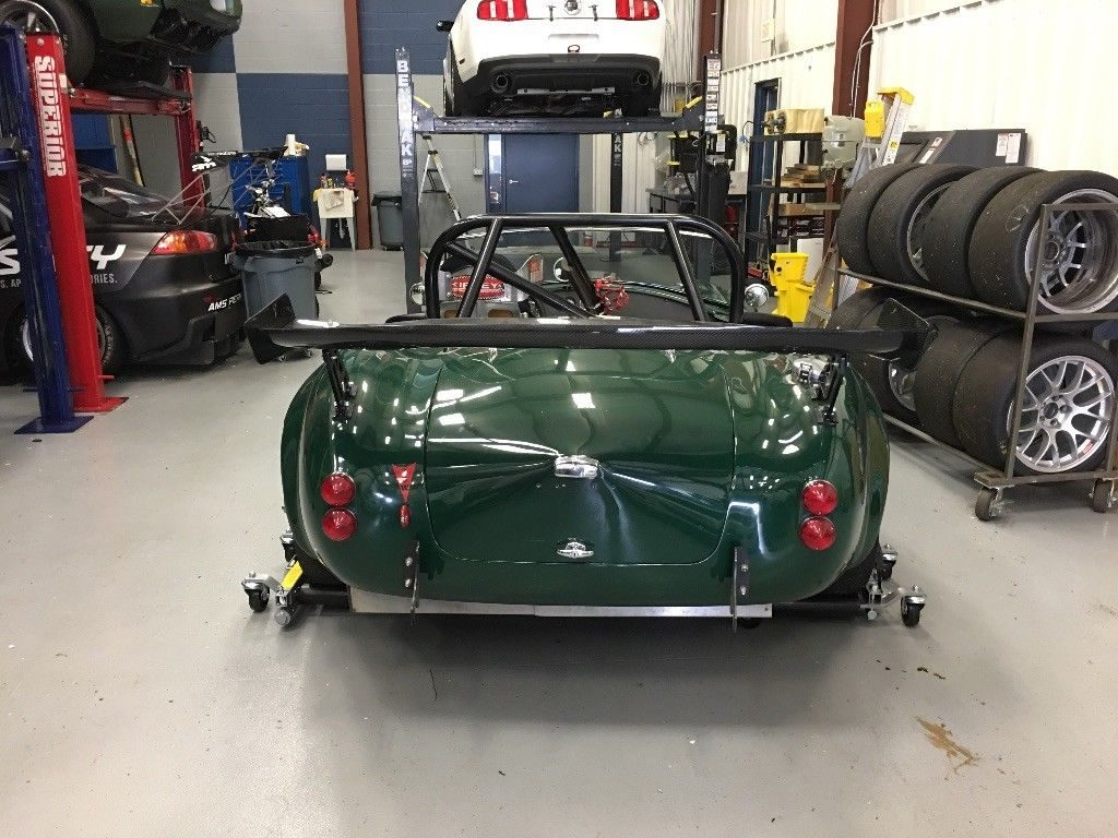 monster racer 1965 Shelby Cobra Replica