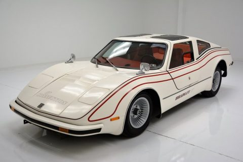 VW Scirocco based 1980 Bradely GT Replica for sale