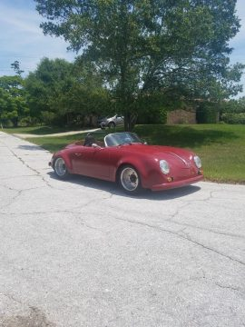 well built 1956 Porsche Speedster 356 Replica for sale