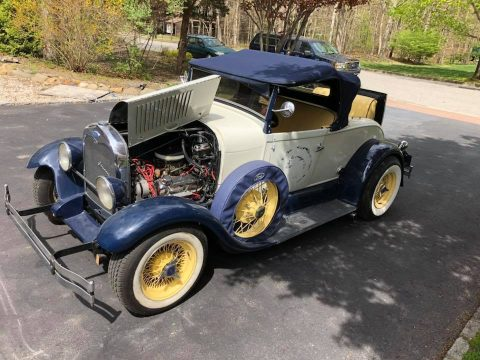 build kit 1929 Ford Model A hot rod replica for sale