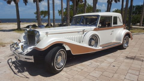 classic 1974 Duesenberg Replica for sale