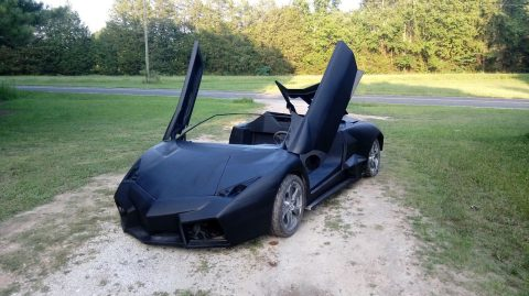 few parts missing 1980 Lamborghini Reventon Roadster Replica for sale