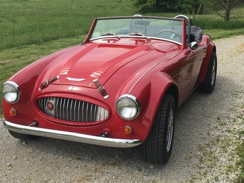 new parts 1965 Austin Healy 3000 Sebring Replica for sale