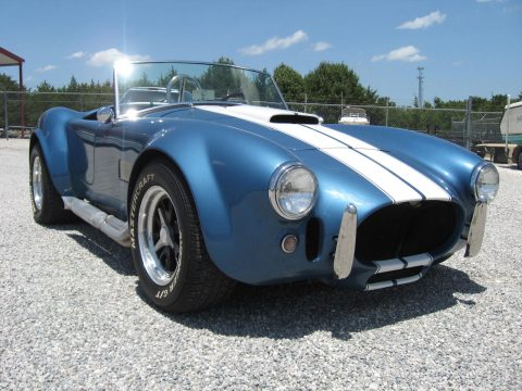 classic 1967 Cobra replica for sale