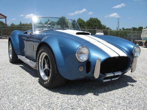 classic 1967 Cobra replica for sale