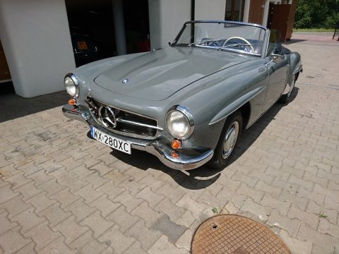 electric engine 1959 Mercedes 190 SL Replica for sale