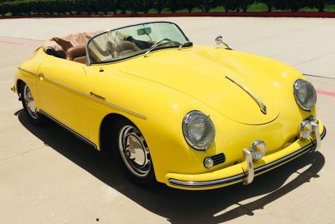 excellent 1956 Porsche Speedster Replica for sale