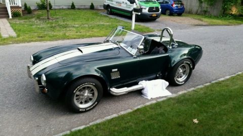 flawless 1966 Cobra Factory Five replica for sale