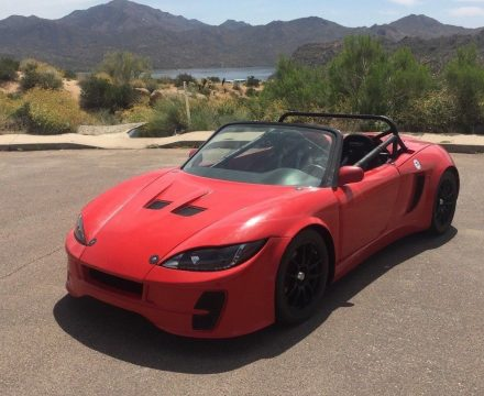 low miles 2014 Factory Five 818R Replica for sale