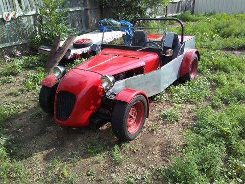 many new parts 1958 Lotus 7 Replica for sale