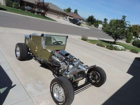 small block 1923 Ford T Bucket hot rod Replica for sale