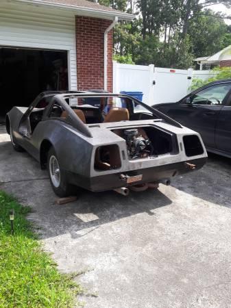 VW powered 1974 Bradley GT Replica
