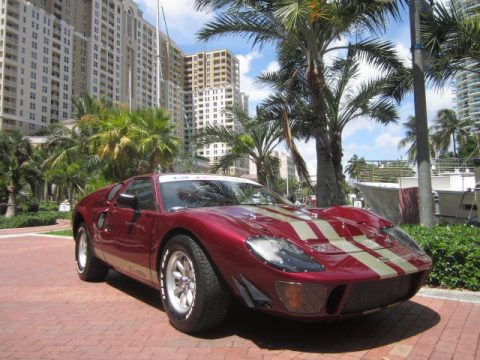 awesome 1966 Ford GT 40R replica for sale