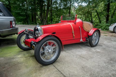 classic 1927 Bugatti Boat Tail Type 35 Replica for sale