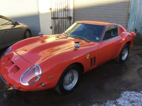 Datsun based 1976 Ferrari GTO Replica for sale