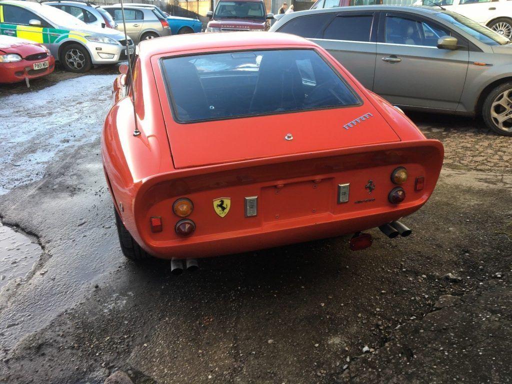 Datsun based 1976 Ferrari GTO Replica