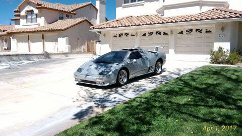 Fiero based 1985 Lamborghini Replica for sale