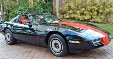 hell edition 1984 Chevrolet Corvette Special Customized replica for sale