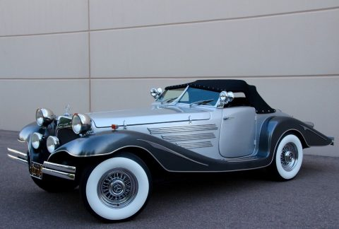 old school 1934 Mercedes Benz 500K 540K Replica for sale